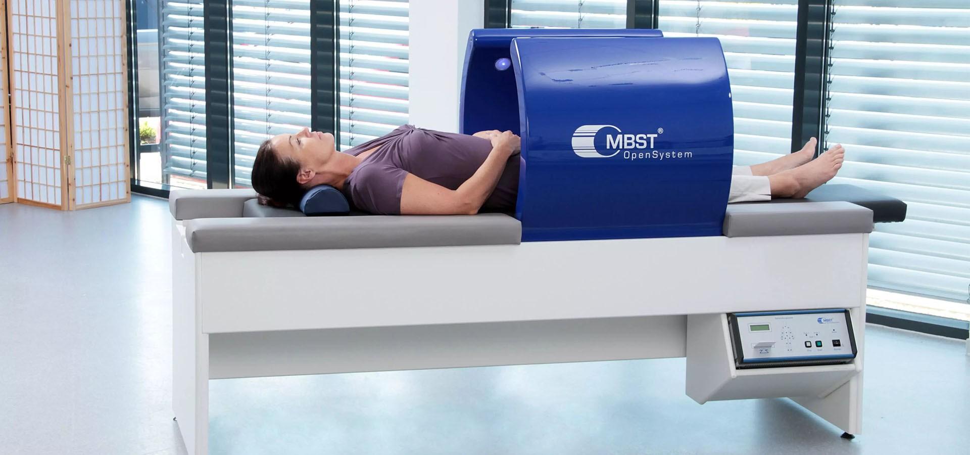 Nuclear Manyetik Rezonans Terapi Sistemleri